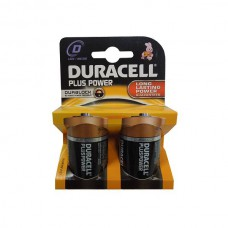 DURACELL PLUS POWER -D(MN1300/LR20) K2