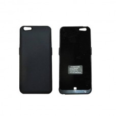 POWER CASE COVER IPHONE 6 PLUS-5800mAh BLACK