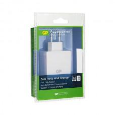 GP WA42 WALL CHARGER 2 X 2.4A