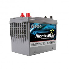 PURE LEAD BATTERY NORTHSTAR 12V 76AH 840CCA(-18°C)