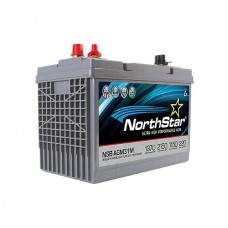 PURE LEAD BATTERY NORTHSTAR 12V 103AH 1150CCA(-18°C)