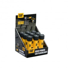 CATERPILLAR HIGH POWER LED FLASHLIGHT DISPLAY/9