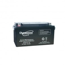 AGM BATTERY 12V 65AH/C20 55AH/C5 M6