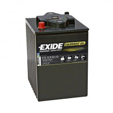 EXIDE EQUIPMENT GEL STARTBATTERIJ 6V 190AH 750A EN S:0 P:1 B00 GC2