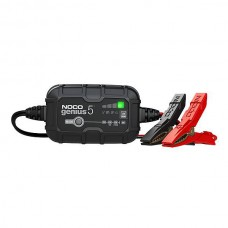 SMART MULTI-PURPOSE BATTERY CHARGER 6/12V 5A 220VAC EU