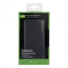 GP POWERBANK LI-ION 3C20A 20000MAH GRIJS